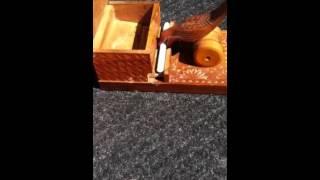 Cigaret Bird Box