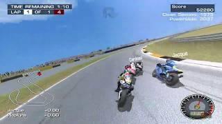 Moto GP 2 Phakisa Champion in Stunt Mode - GameFever