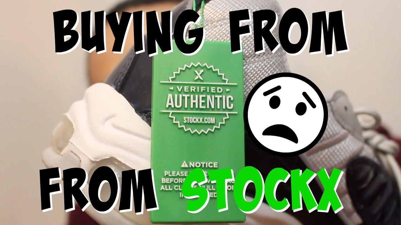 2d9ec4842 StockX Experience and why I will never buy from them again!!! - YouTube