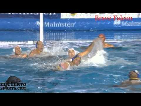 Serbia 10 Montenegro 9 Nikola Janovic great goal