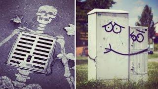 Sokakları Trolleyen Birbirinden Eğlenceli 15 Çalışma