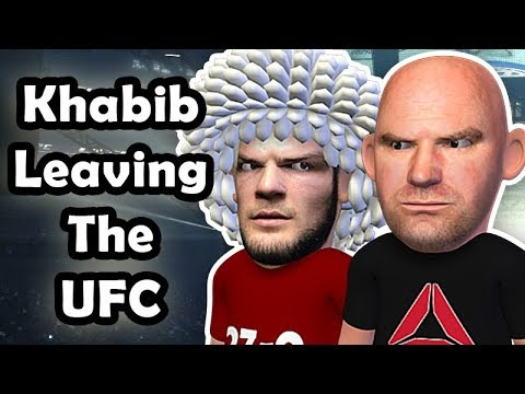 Khabib Nurmagomedov threatens to leave the UFC over cutting his teammate