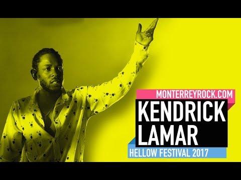 Hellow Festival 2017 - Kendrick Lamar - DNA