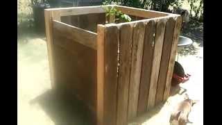 Gardening: Compost Bin