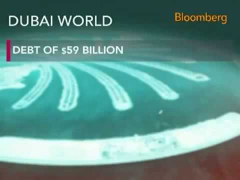 Debt crisis in Dubai - the party is over
