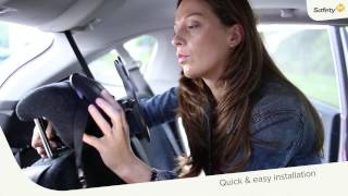 Safety 1st | Back seat car mirror accesory user manual