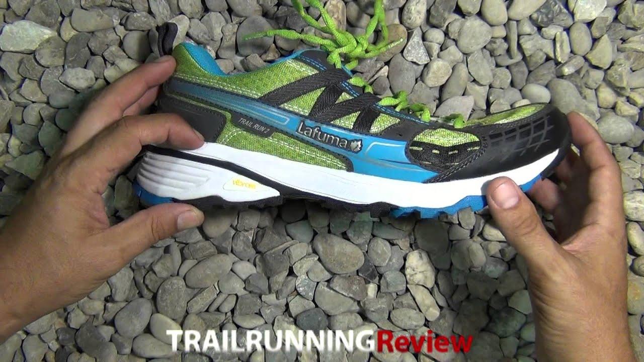 LaFuma Trail Run 2 Review - YouTube