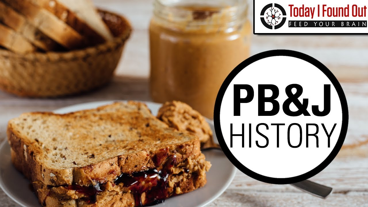 The Surprisingly Short History Of The Peanut Butter And Jelly