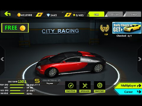 City Racing 3d Unlimited Purchasing Diamonds Vip And Packs For