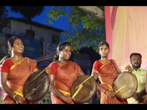பறையிசை ஆட்டம் - செங்கொடி நினைவேந்தல் பொதுக்கூட்டம் | Parai Isai Aattam Senkodi Memorial Day