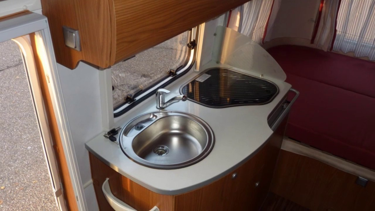 Eriba touring troll 542 review eriba caravans practical caravan - Eriba Touring Troll 530 Gt