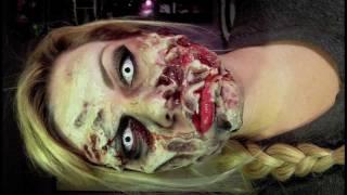 SPFX MAKEUP: Zombie Thumbnail