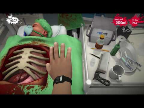 Game-a N8r plays Surgeon Simulator