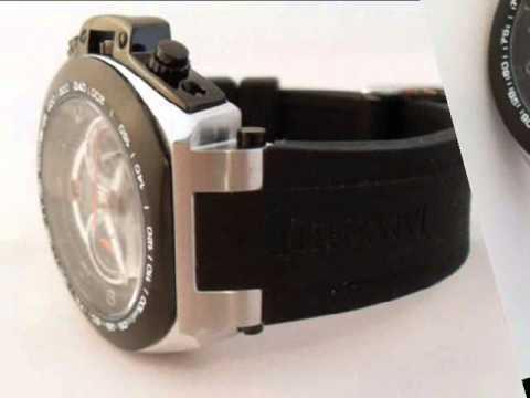 Mens Lancaster Swiss Designer Fashion Watch