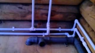 видео Проводим горячую воду в доме