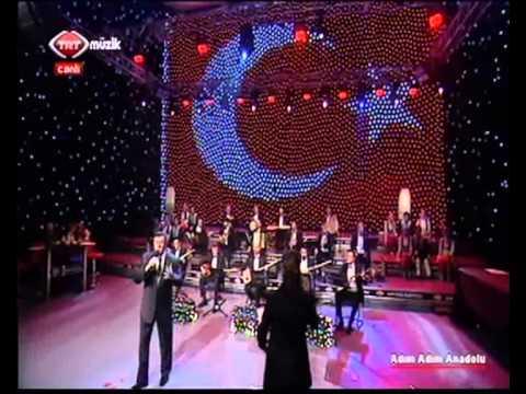 """Adım Adım Anadolu   """"Rumeli Türküleri"""" Konseri -   TRT Ankara Radyosu"""
