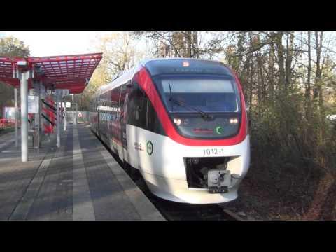 RegioBahn Talent 1012-1 in Kaarster See (20151123)