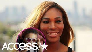 Serena Williams Adorably Brought Daughter Olympia To Caroline Wozniacki's Bachelorette | Access