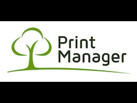 Print Manager Plus 9.0 General Demonstration