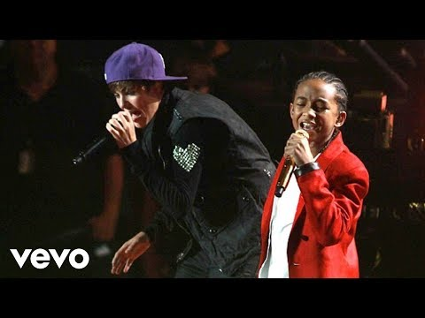 Justin Bieber - Never Say Never (Live at Madison Square Garden) ft. Jaden Smith