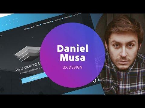 Live UI/UX Design with Daniel Musa - 1 of 3