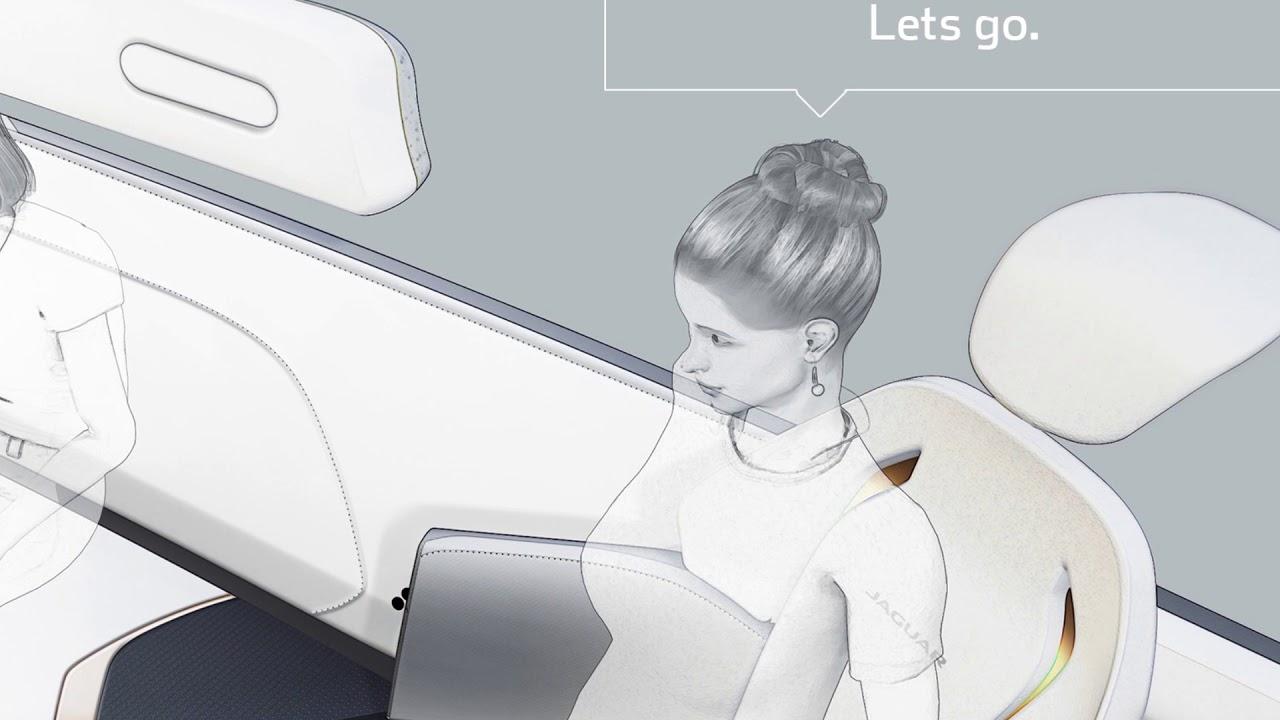 inside the car of tomorrow car interior design ux