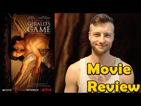 Gerald's Game (2017) – Netflix Movie Review (Non-Spoiler)