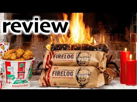 KFC Firelog: review 2019!