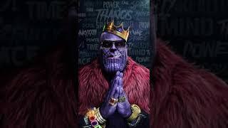 Thanos lifestyle