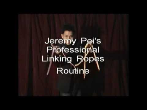 Professional Linking Ropes Routine by Jeremy Pei / SEO ...