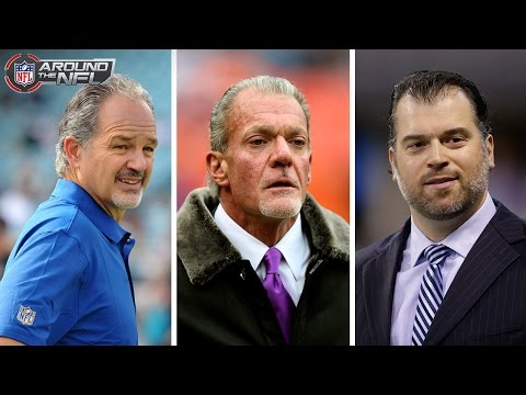 Did the Colts make the right call keeping Chuck Pagano? | Around the NFL