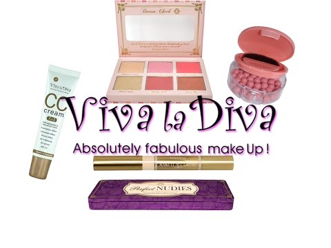 Review: Viva la Diva Cosmetics