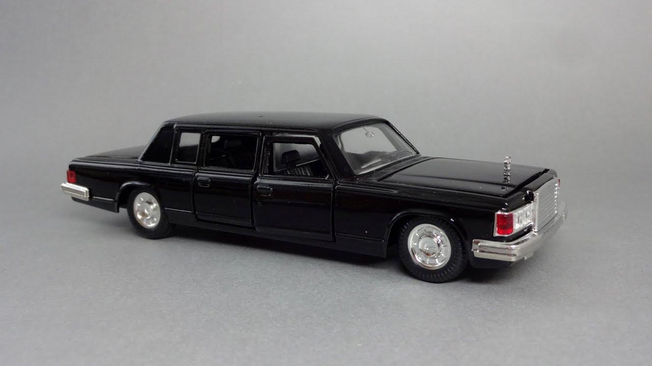 Зил-114 — советский малосерийный представительский легковой автомобиль высшего класса с кузовом «лимузин». Выпускался заводом имени.