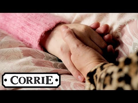 Sinead Says Goodbye to Her Family for the Last Time | Coronation Street