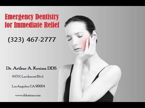 Dr  Arthur A  Kezian DDS | Finding The Right Emergency Dentist Near Me