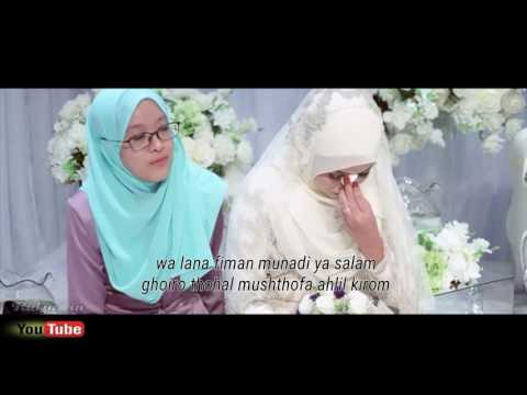 ALFA SHOLALLAH Cover Wedding Clip Video