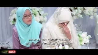 Gambar cover ALFA SHOLALLAH Cover Wedding Clip Video