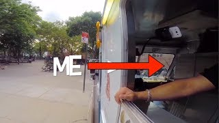 A Day in My Life: NYC Ice Cream Truck Operator (short version)