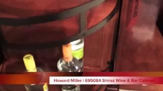 Howard Miller Wine And Bar Caabinet | 695084 Shiraz