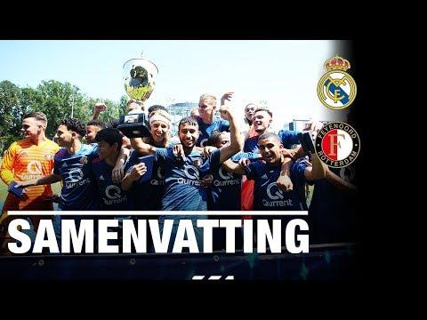 Samenvatting | Real Madrid Onder 19 - Feyenoord Onder 19