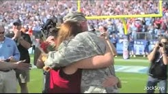 GREATEST Surprise Military Homecomings - Part 1