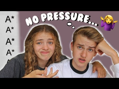 So I got All A*s: How does my 15 yr-old Brother Feel?? More pressure to do well? Mp3