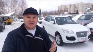 hawtai Boliger тест-драйв у официального дилера в Омске. СибАвтоКар