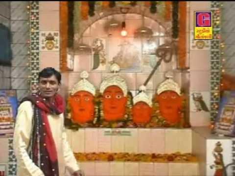 Rahde Rame Maa Rahde Rame by Gagan Kalu | Gujarati Chamunda Maa Songs