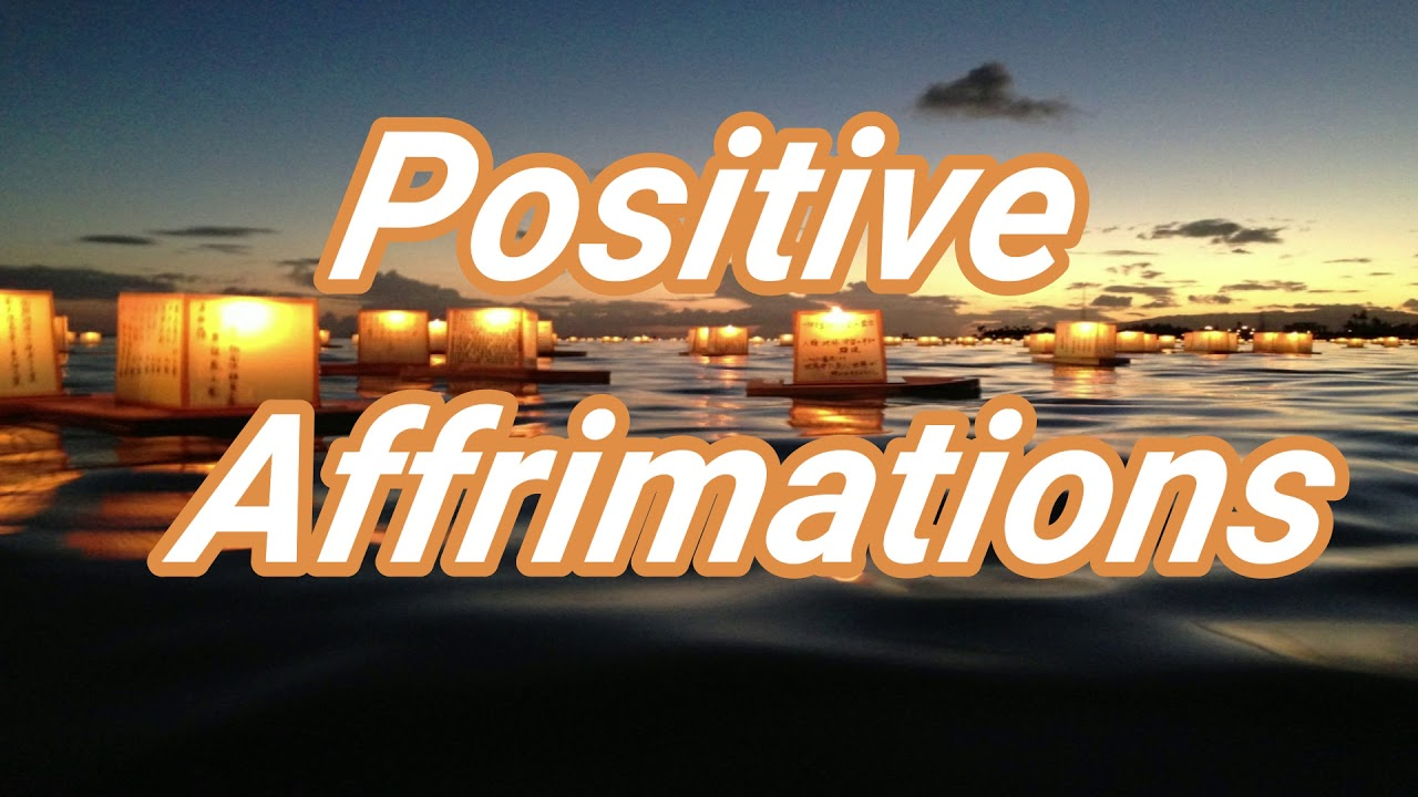 Asmr || Guided Meditation || Positive Affrimations