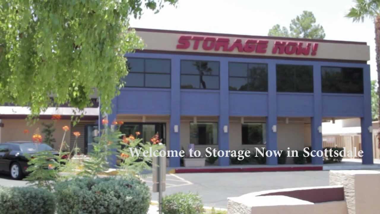 Storage Now In Scottsdale AZ Tour