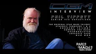 CGM Interviews - Phil Tippett (Jurassic Park, RoboCop, Starship Troopers, Mad God…)