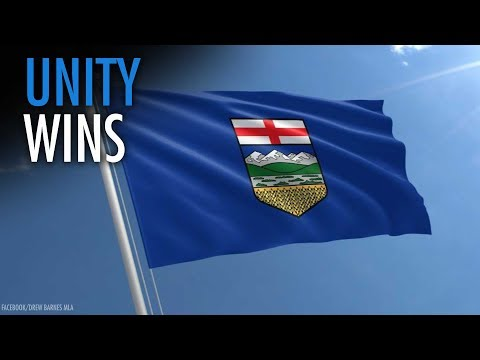 Alberta conservatives vote to unite