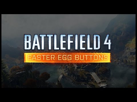 Battlefield 4 —  All Button Locations - DICE LA Camo Easter Egg