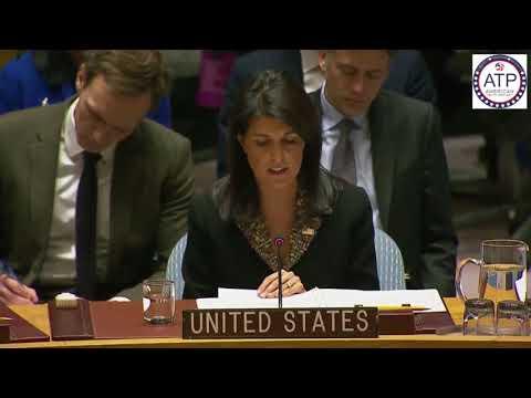 BEST UN Speech Ever
